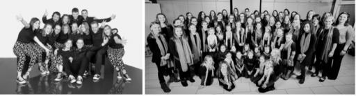 Ensemble Cake O'Phonie & Singschule Sense - Concert du bilinguisme