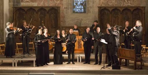 La Messe en Si avec l'Ensemble Gli Angeli Genève
