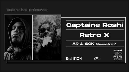 Captain Roshi - Retro X - AR & SGK (SexoapCrew)