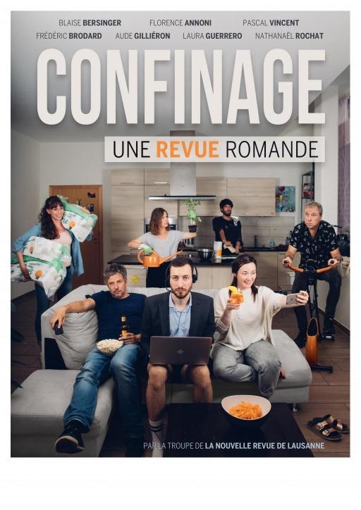 Confinage : Une revue romande