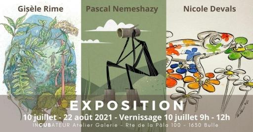 EXPOSITION COOL'Heures d'été