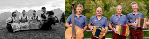 Edùwyyss-Meitleni et Schwyzerörgeli-Quartett Längenberg