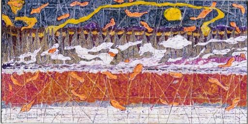 La Trace - le film et  finissage de l'exposition Passions russes
