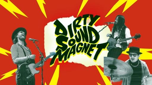 Dirty Sound Magnet (CH) + Catalyst (CH) / Ebullition