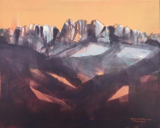 Exposition de peinture de Julien Victor Scheuchzer