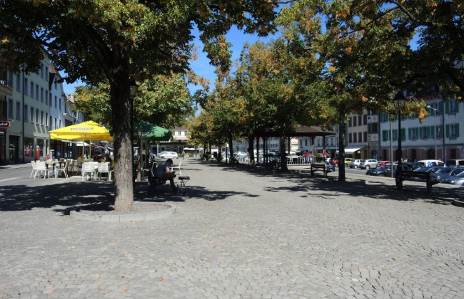 Centre Ville de Bulle