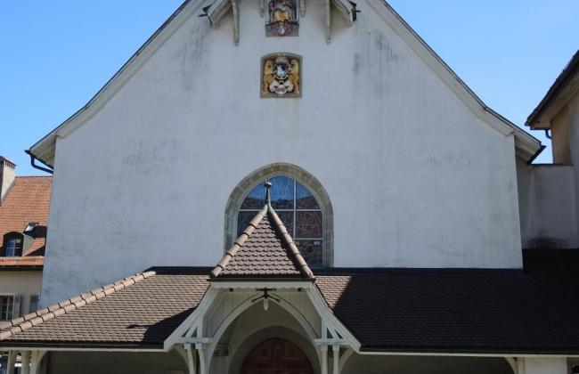 Chapelle Notre Dame de Compassion