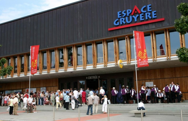 Espace Gruyère SA