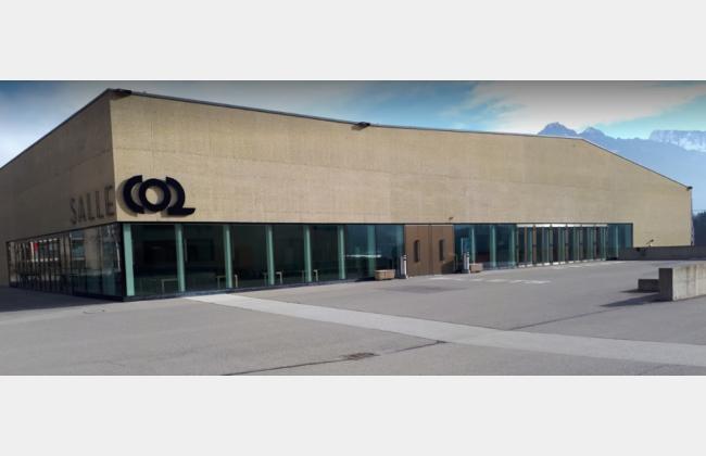 Salle CO2 La Tour-de-Trême