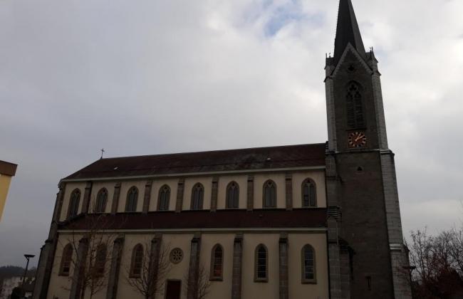 Eglise St-Joseph La Tour-de-Trême