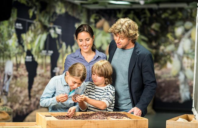 Maison Cailler - La Chocolaterie Suisse