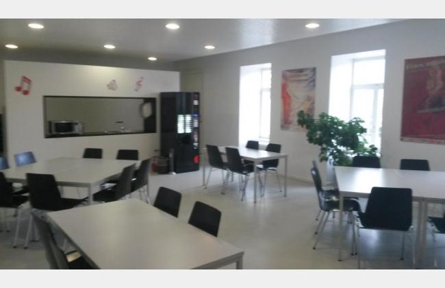 Conservatoire de Bulle - Cafétéria