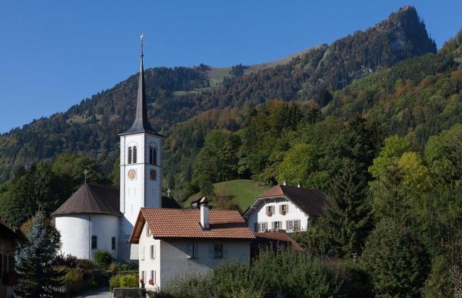 Eglise St-François