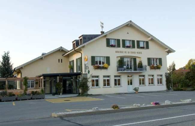 Restaurant de la Croix-Verte - Grande Salle