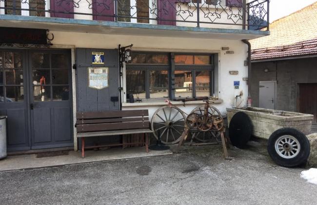 Forge de la Tzintre - Grange exposition