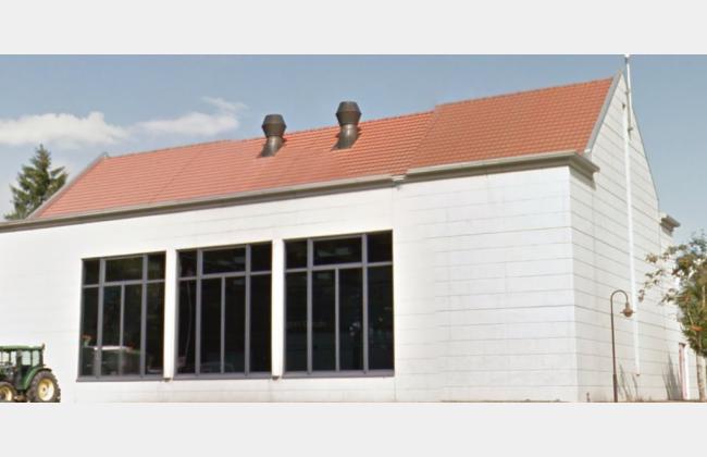 Halle de gymnastique de Vaulruz