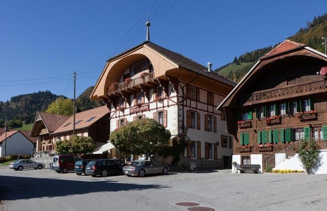 Hôtel de la Berra - Arrière-salle