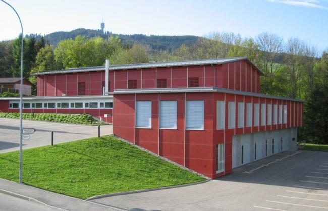 Salle polyvalente de Sorens