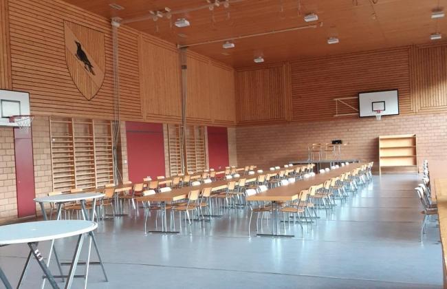 Salle polyvalente de Corbières
