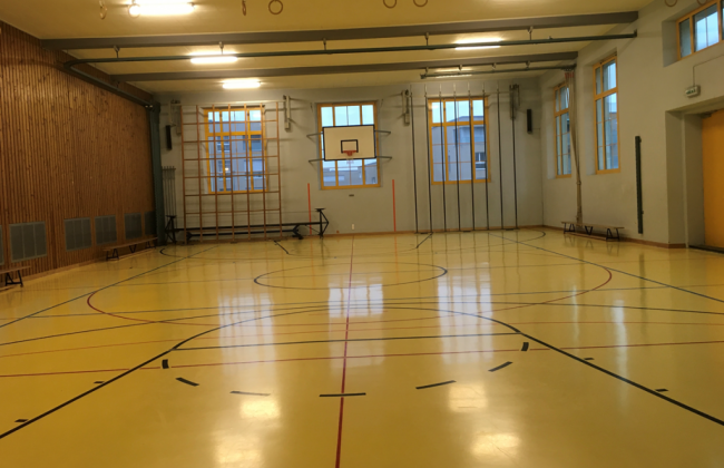 Salle de gym de la Rieta