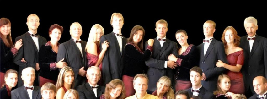 Concert Ensemble vocal ukrainien OREYA avec le Choeur mixte St-Pierre-aux-Liens