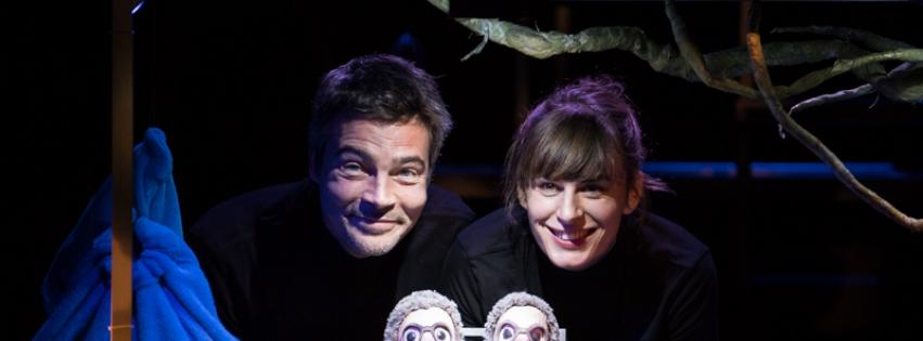 Tombé du Nid - Théâtre des Marionnettes de Genève
