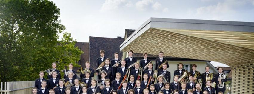 Concert Open Air de l'Orchestre symphonique à vent de l'Armée suisse