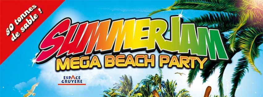 SummerJam 2019 - Mega Beach Party