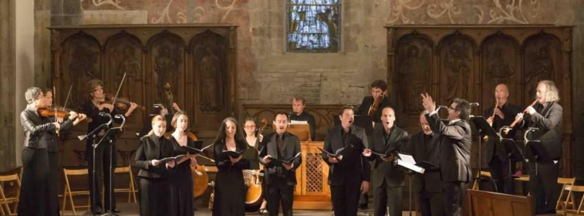 La Messe en Si de J.-S. Bach, avec l'Ensemble Gli Angeli Genève